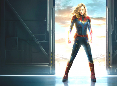 CaptainMarvel poster br