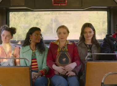 Sex Education Bus Scene