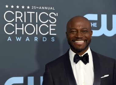 critics choice awards 2020 taye diggs