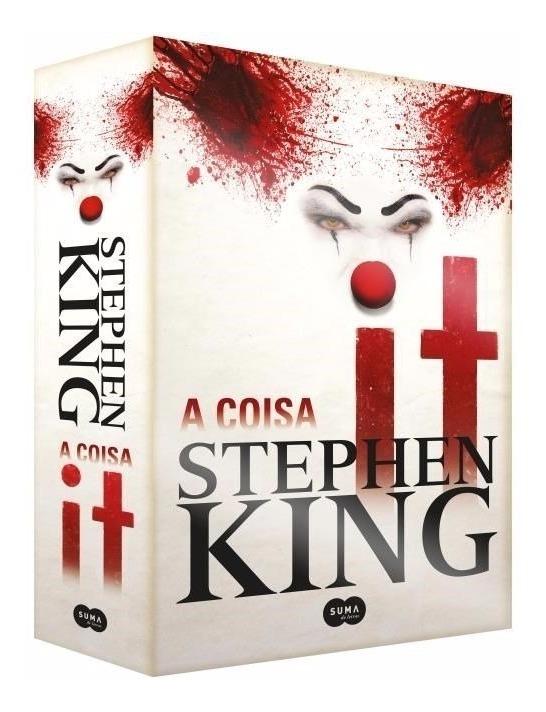 livro it a coisa stephen king D NQ NP 720617 MLB31201903135 062019 F