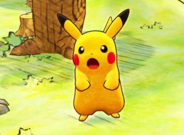 pikachu mystery dungeon