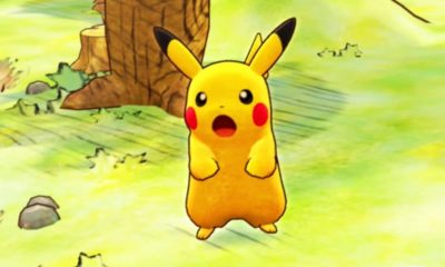 pikachu mystery dungeon