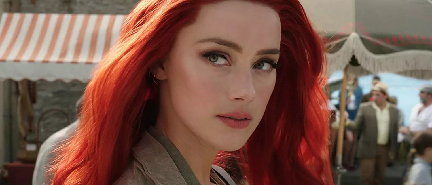 amber head mera aquaman 2 dc comics dceu johnny depp