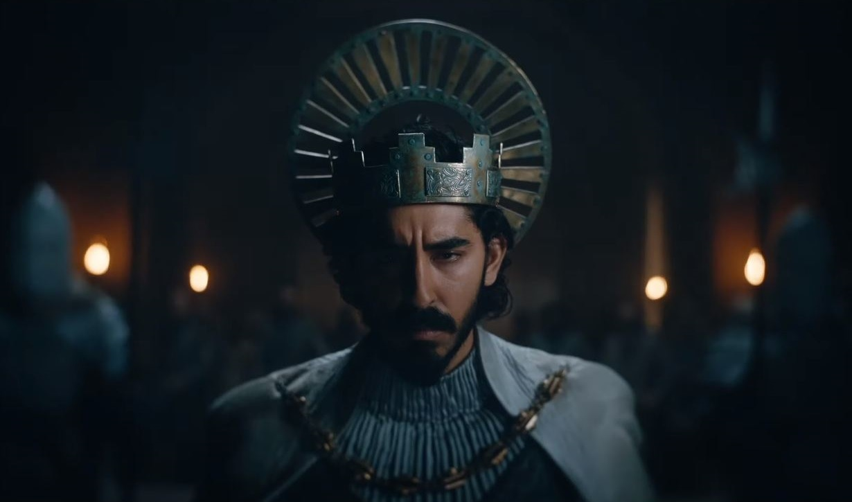 the green knight rei arthur dev patel
