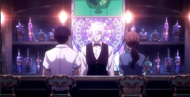 Death Parade O Bar