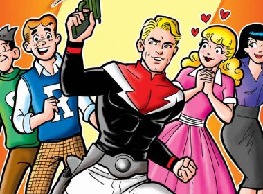 archie meets flash gordon publicity h 2020