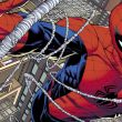 cropped spiderman web sling marvel comics 14549 2