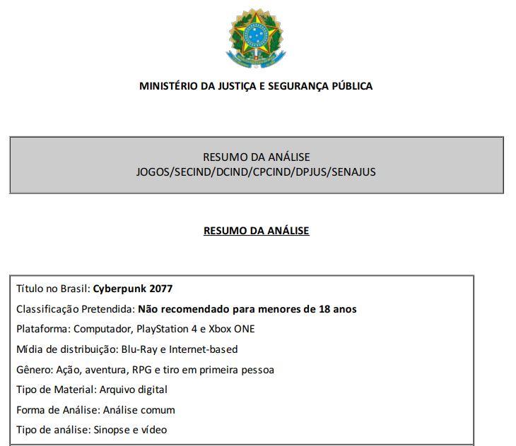 ministerio justica