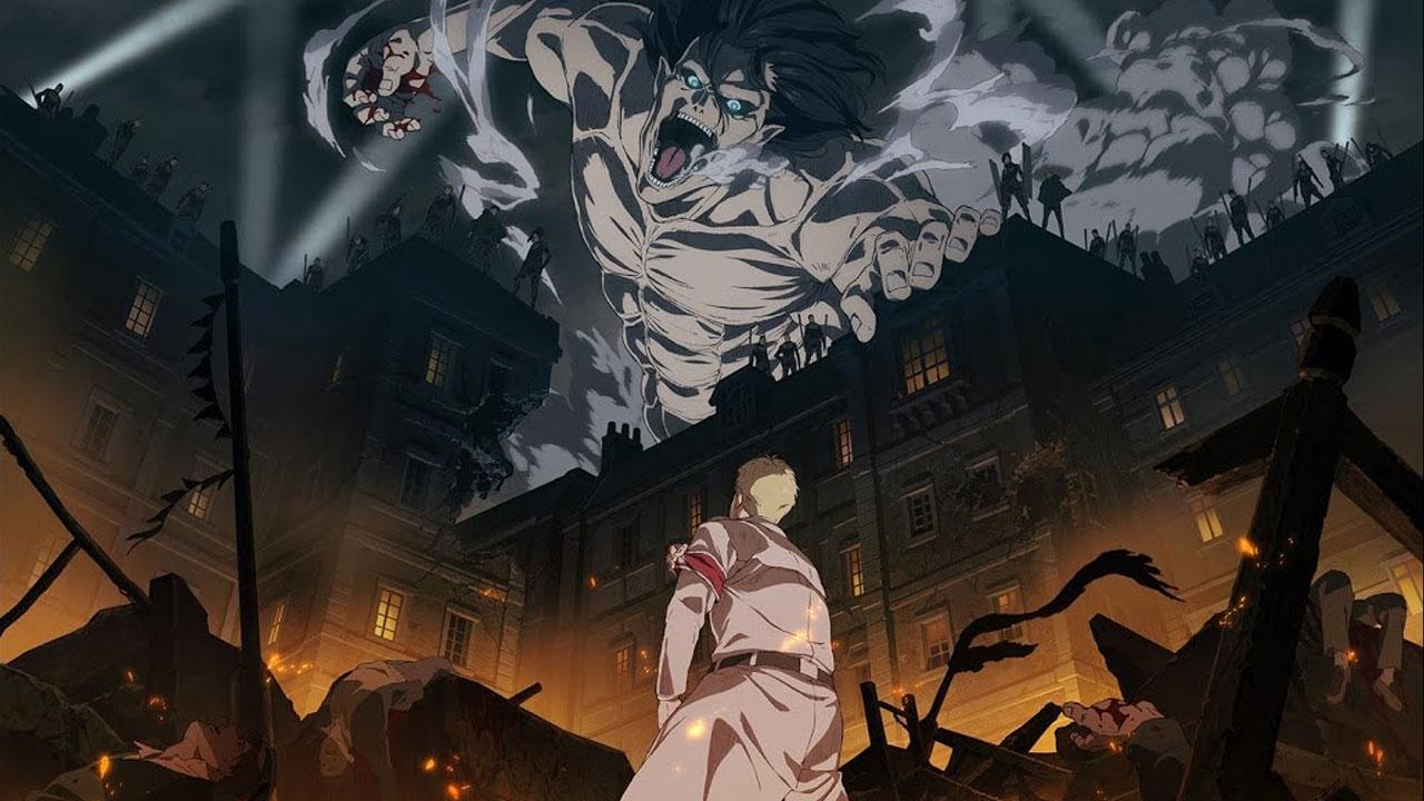 attack on titan shingeki no kyojin final season
