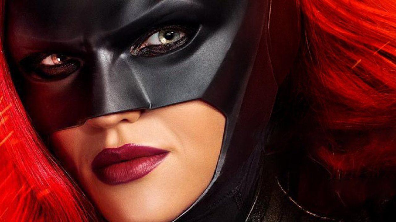 batwoman ruby rose dc comics cw