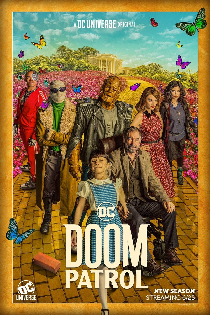 doom patrol season 2 poster 1 1222647