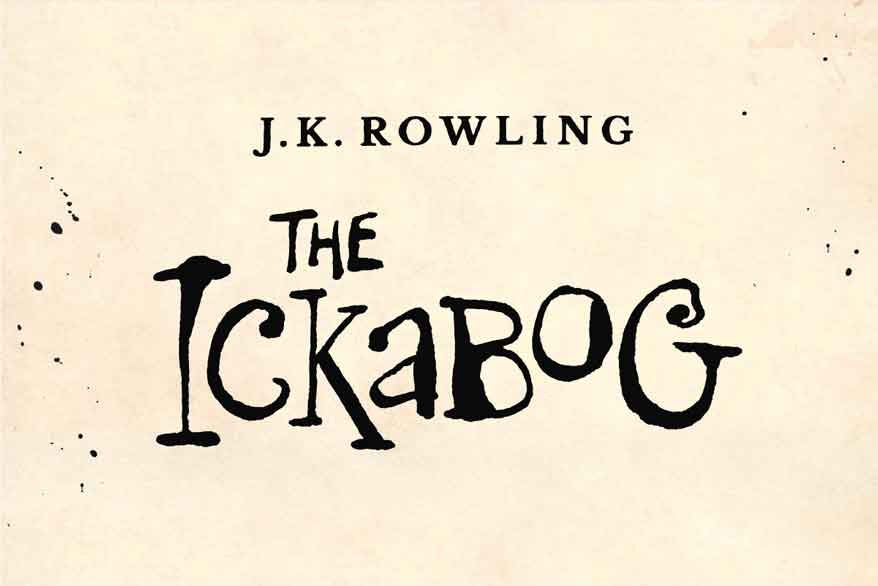 jk rowling the ickabog