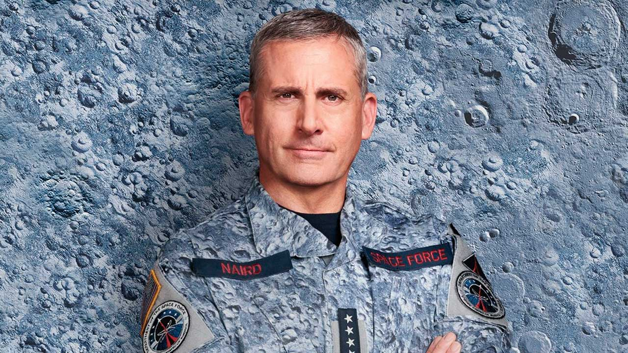 steve carrell space force
