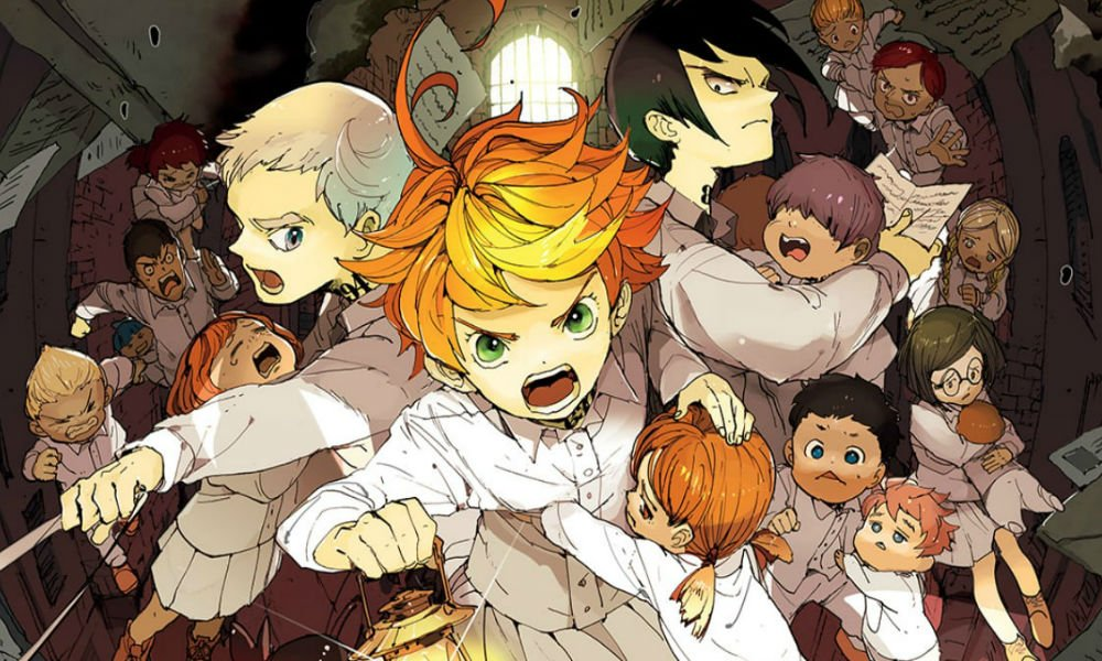 the promised neverland review anime