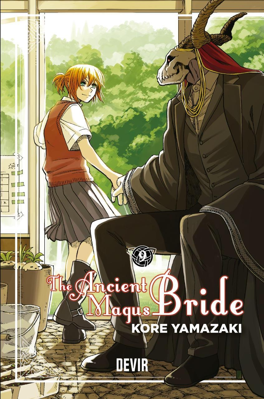 ANCIENT MAGUS BRIDE VOL 09
