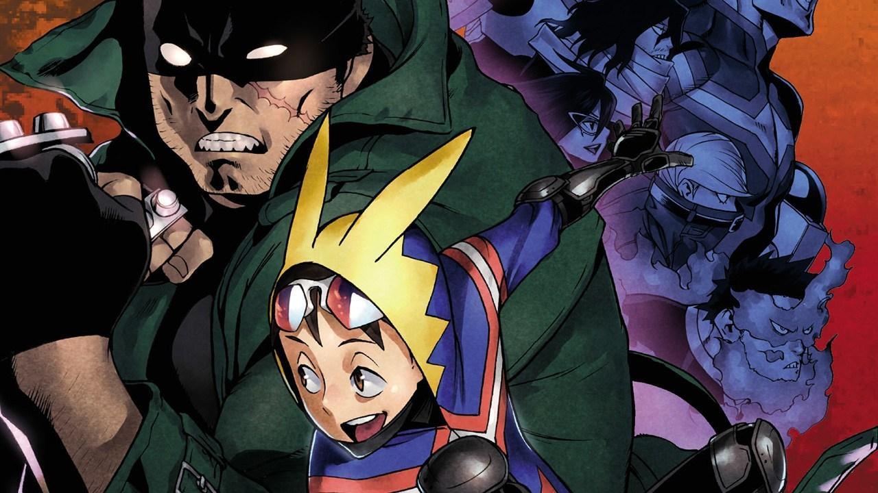 AN Vigilante My Hero Academia Illegals