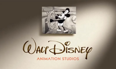 Walt Disney Animation Studios logo 2007