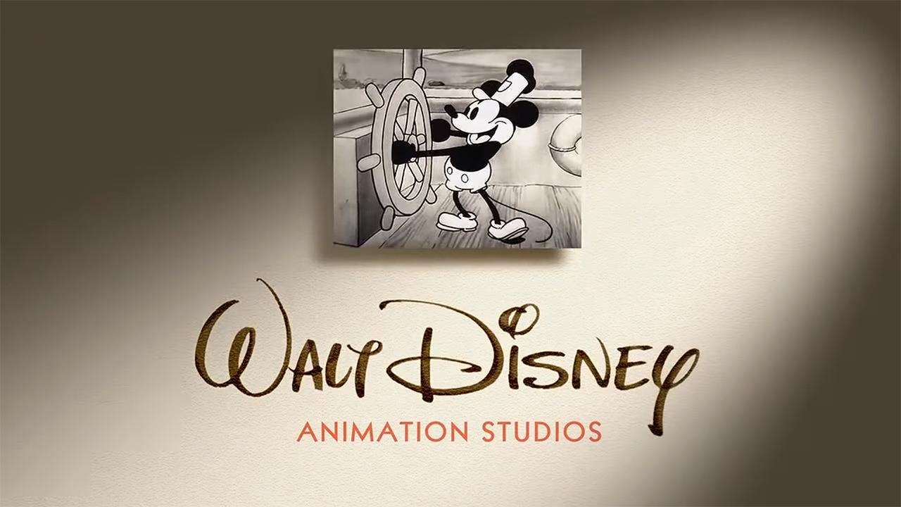 Walt Disney Animation Studios logo 2007