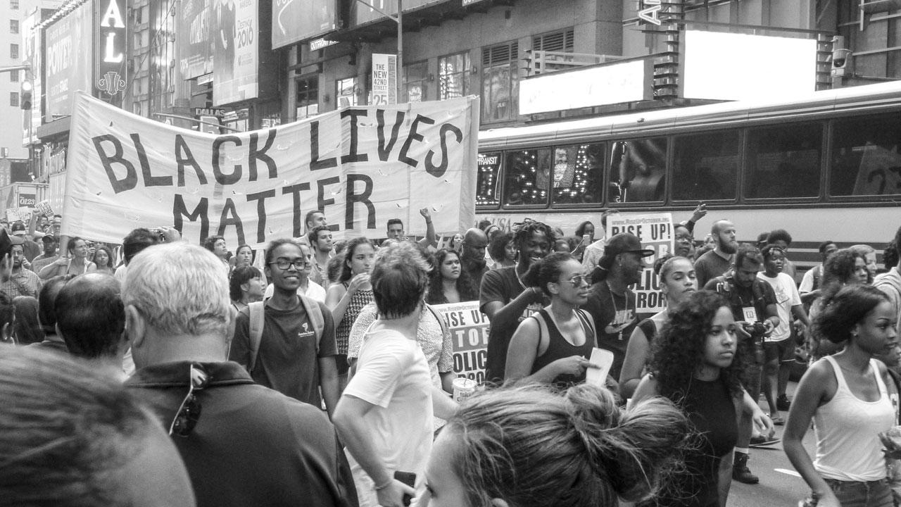 black lives matter vidas negras