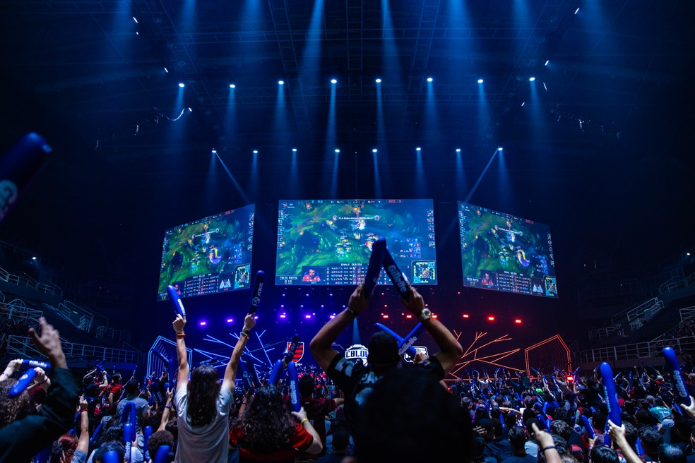 Final do CBLOL 2019