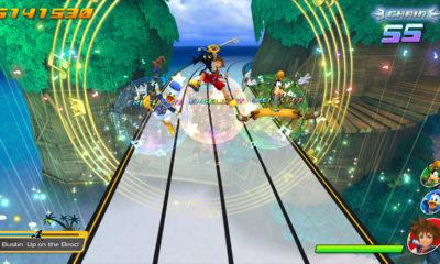 Kindgom Hearts: Melody of Memory anunciado