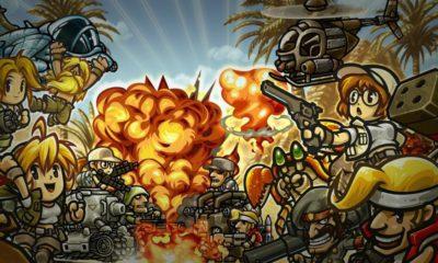Novos games de Metal Slug em 2020