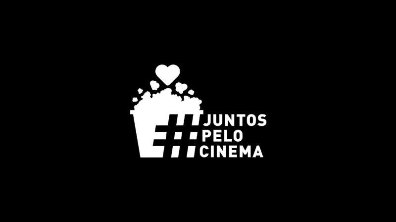 Logo JuntosPeloCinema em Preto