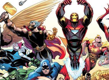 Marvel Comics 1000 Patrick Gleason tease textless