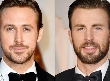 Chris evans e Ryan gosling