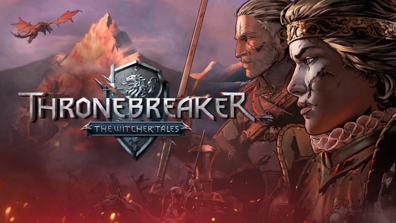 Thronebreaker The Witcher Tales Header