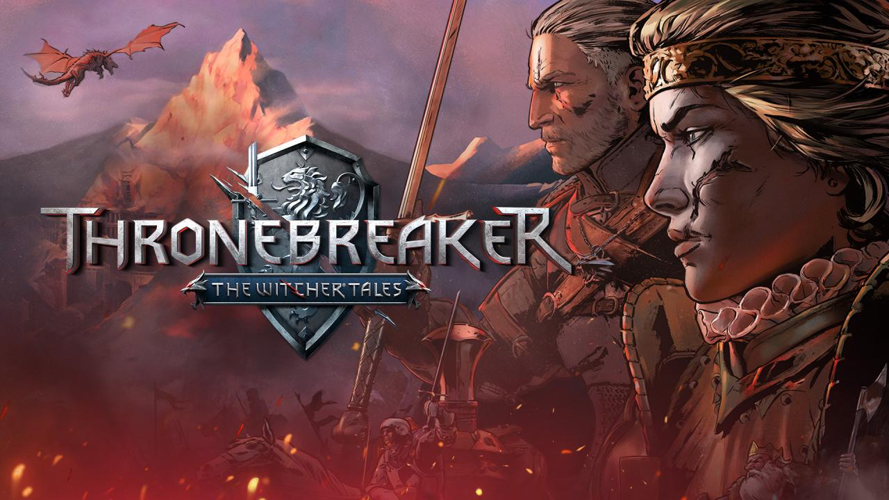 Thronebreaker The Witcher Tales Header