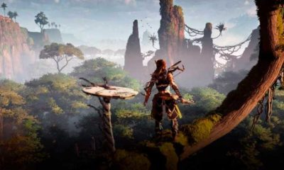 Revelada a data de lançamento de Horizon Zero Dawn no PC