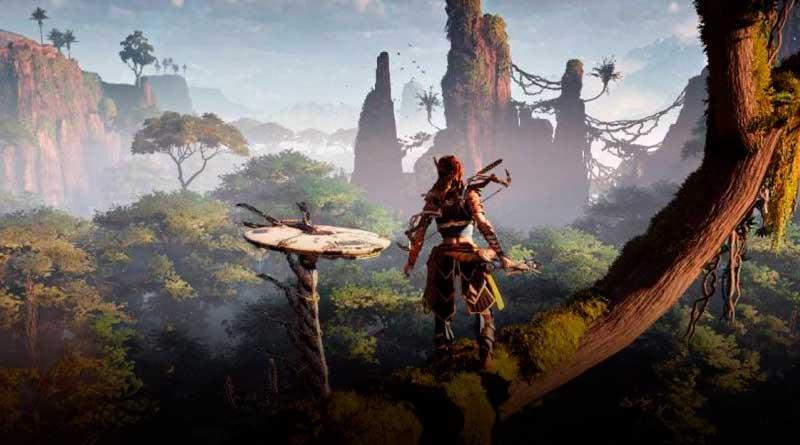 Revelada a data de lançamento de Horizon Zero Dawn no PC