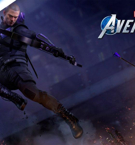 Marvel's Avengers terá Gavião Arqueiro