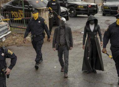 hbo divulgacao watchmen