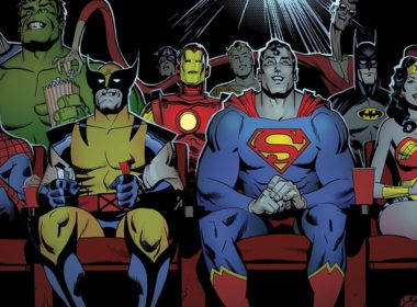what if dc let marvel help develop their movies social
