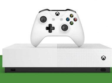 Xbox One X e Xbox One S All Digital são descontinuados