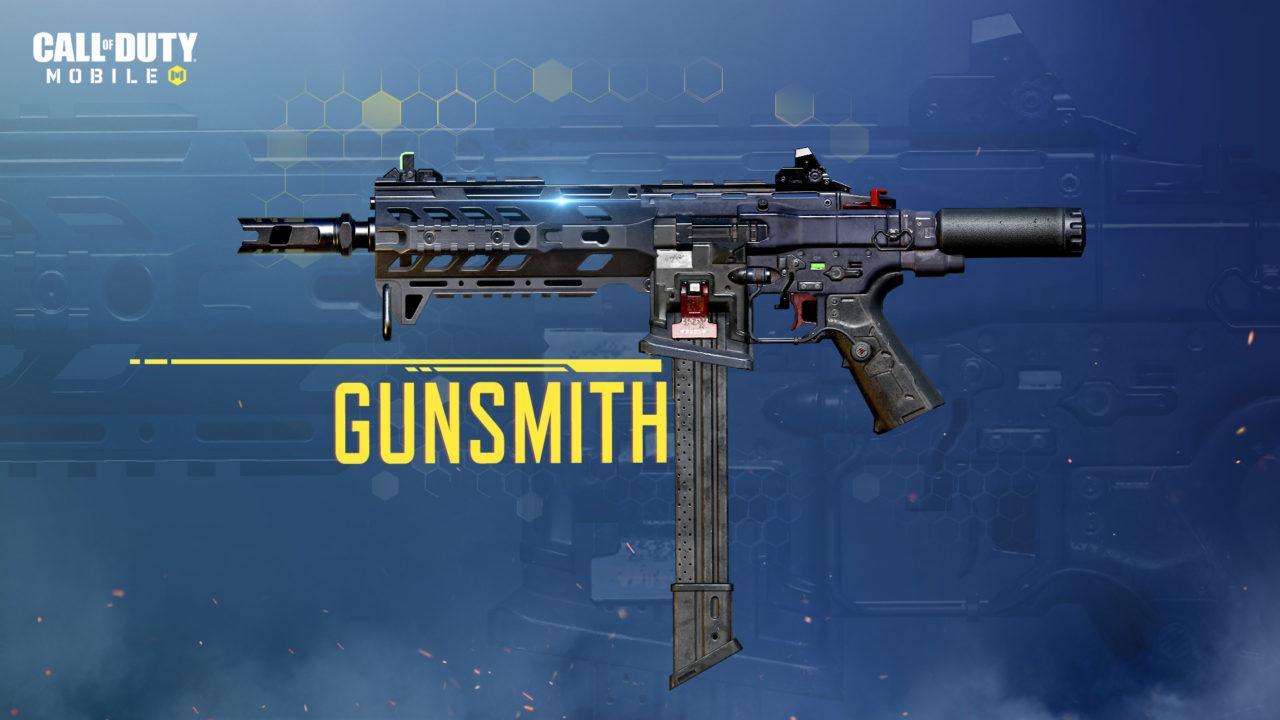 CODM Gunsmith Tout