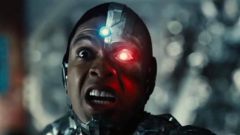 Cyborg Ray Fisher Liga da Justica