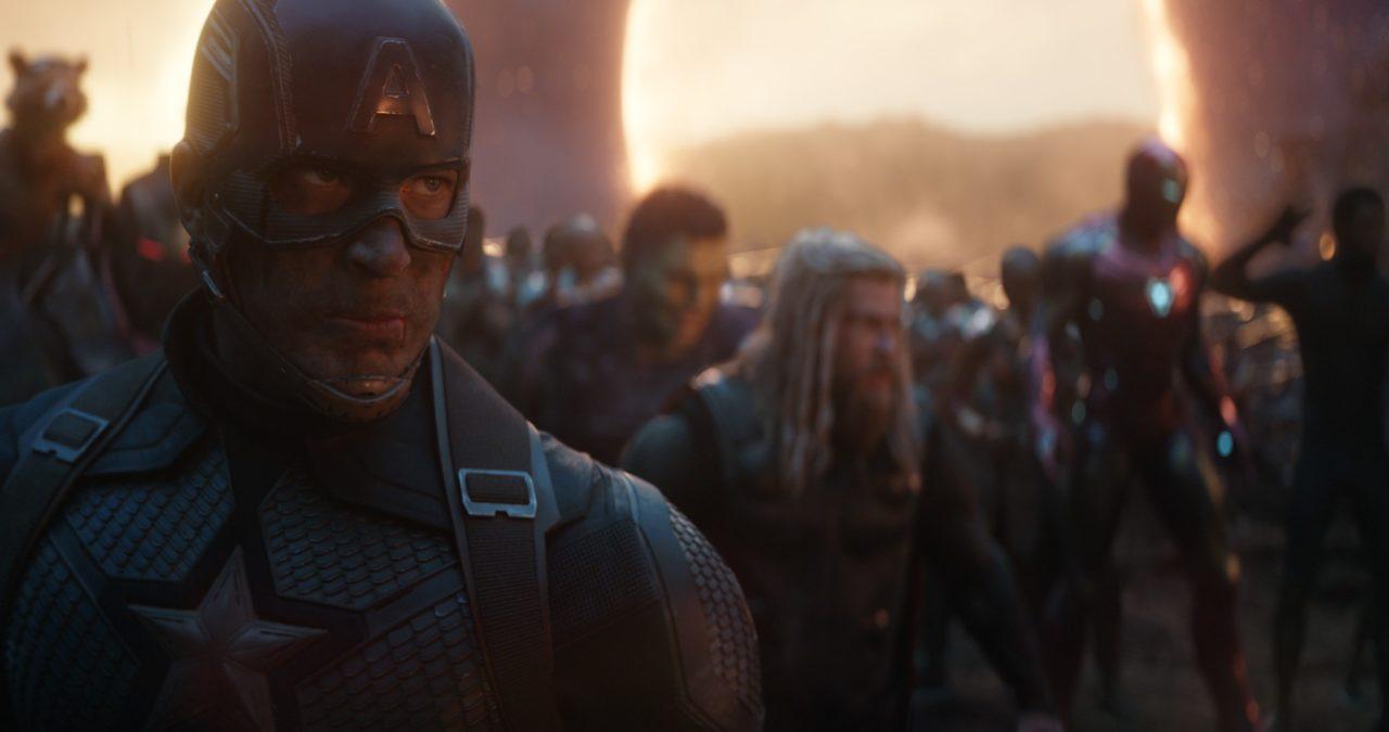 Disney Plus Avengers Endgame
