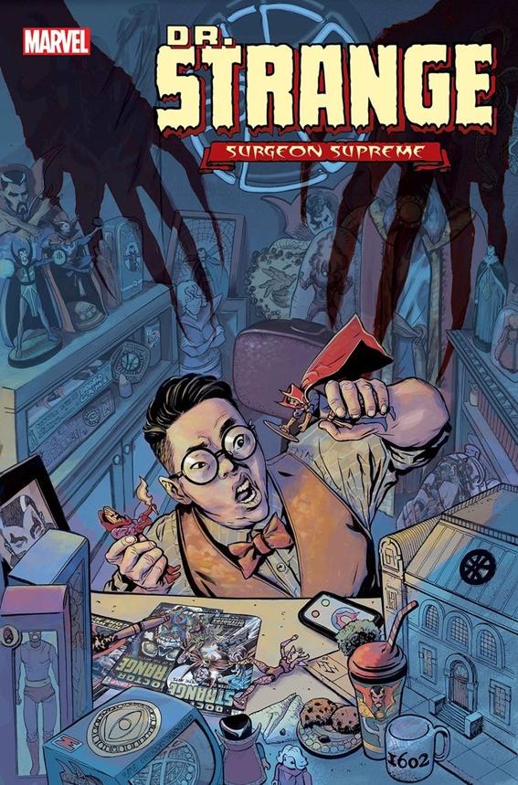 Doctor Strange Surgeon Supreme km