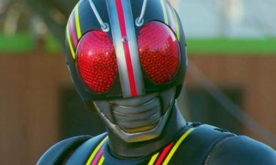 Kamen Rider Black Sato Company Band tokusatsu CDL 1280x720 01