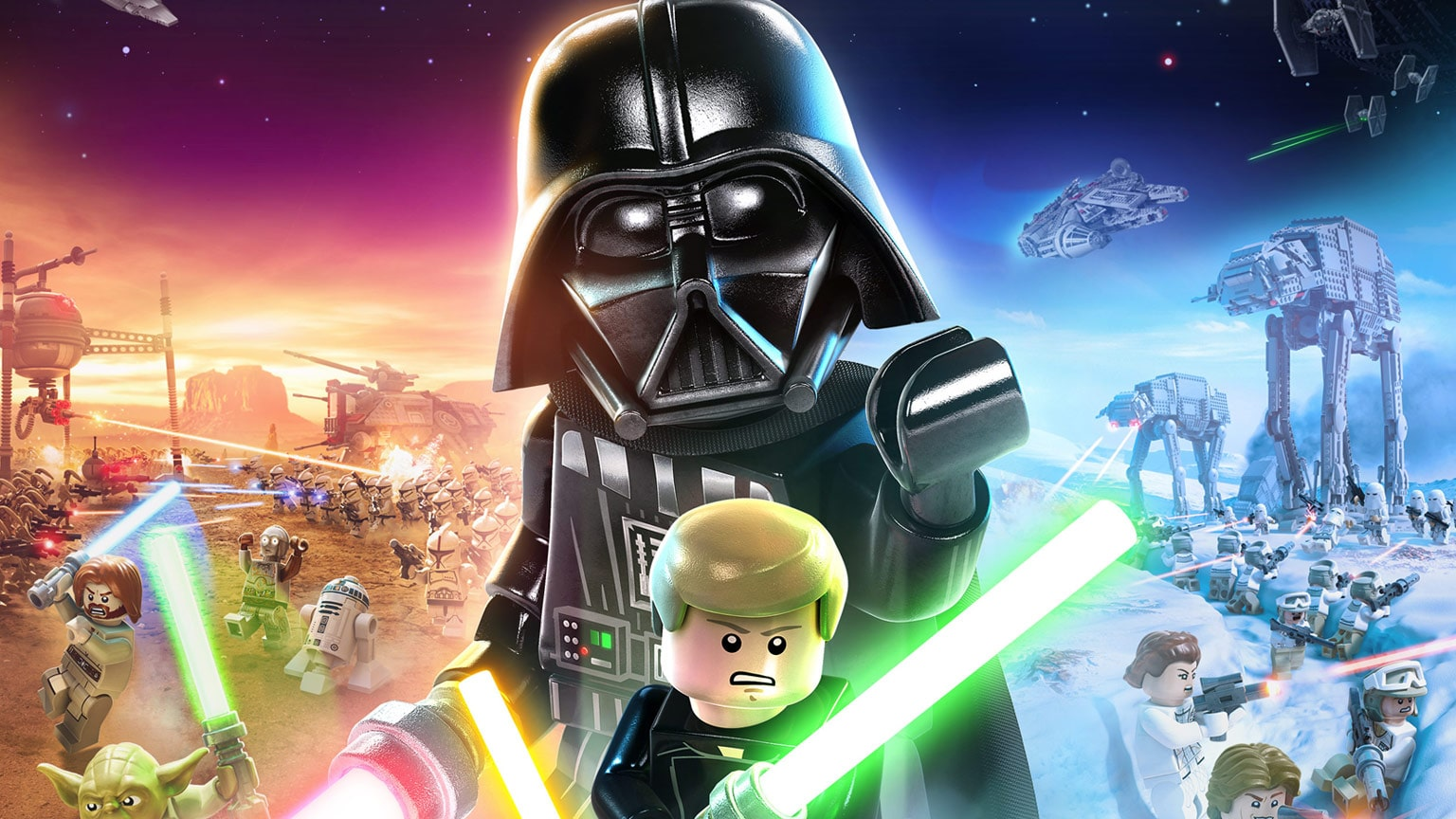 LEGO Star Wars The Skywalker Saga min