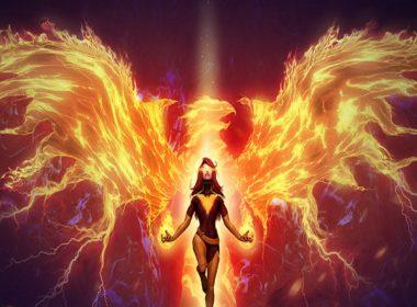 Phoenix Force Earth TRN670 from Marvel Strike Force 001