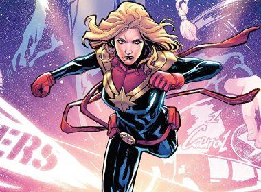 captain marvel braver mightier 1 cover