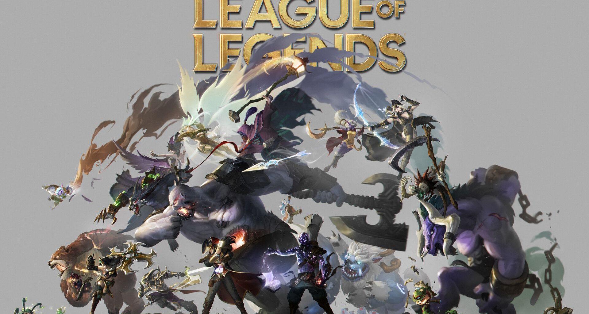 league of legends a