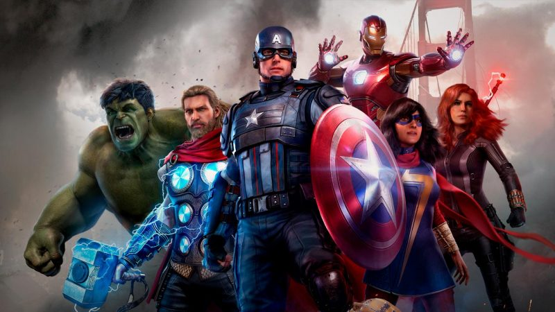 marvels avengers square enix xbox playstation CDL 1280x720 01