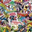 painel revista quadrinhos frete gratis festa infantil decoracao
