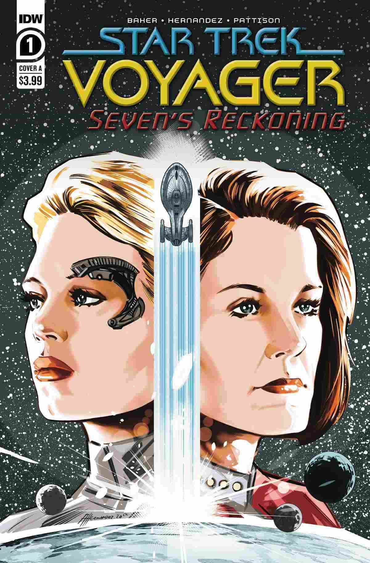 star trek voyager seven s reckoning 1 cover 1233653