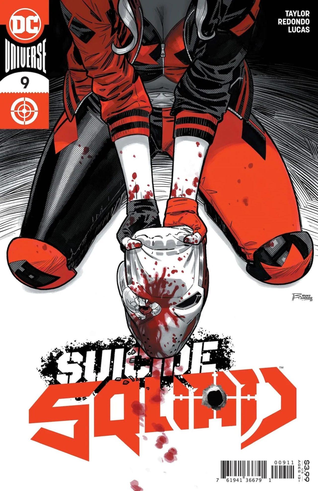 suicide squad 9 cover
